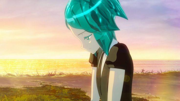 """'Houseki no Kuni' Perdengarkan Lagu Tema Lewat PV Baru Situs resmi dari adaptasi anime""""Houseki no Kuni"""" telah menayangkan video yang lebih tepat dideskripsikan sebagai video musik. Video dibawah memperdengarkan lagu tema """"Kyoumen no Nami"""" yang dinyanyikan olehYURiKA.  Seiyuu yang akan hadir adalah  Phosphophyllite: Tomoyo Kurosawa (Hibike! Euphonium)  Cinnabar: Mikako Komatsu (Re:Creators)  Bort: Ayane Sakura (Ballroom e Youkoso)  Diamond: Ai Kayano (3-gatsu no Lion)  Rutile: Yumi Uchiyama…"""