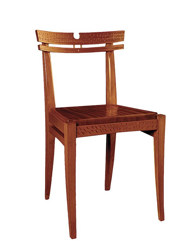 Cafe Au Lait Chair By Marty Douglas Chair Big Chair Restaurant