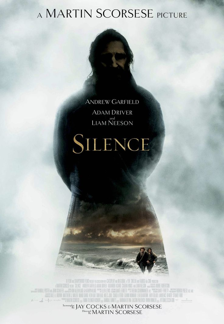 """SILENCE is a beautiful, yet harrowing movie-going experience that's a lengthy, difficult viewing, but one that's worthwhile."" Kernel Jack​ reviews the latest epic work of brilliance from the Grand Master Martin Scorsese​. Out Feb 16th in Australia from Transmission Films​. http://saltypopcorn.com.au/silence/"