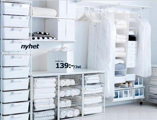 förråd förvaring inspo Sök på Google Home Pinterest Ikea