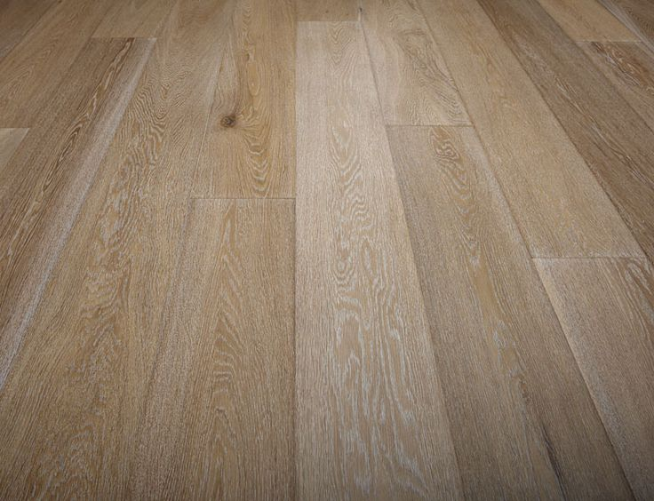 White Oak floors  in natural mattestain finish bona