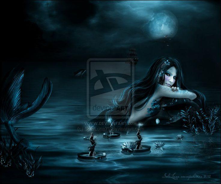132 best images about mermaids on pinterest evil