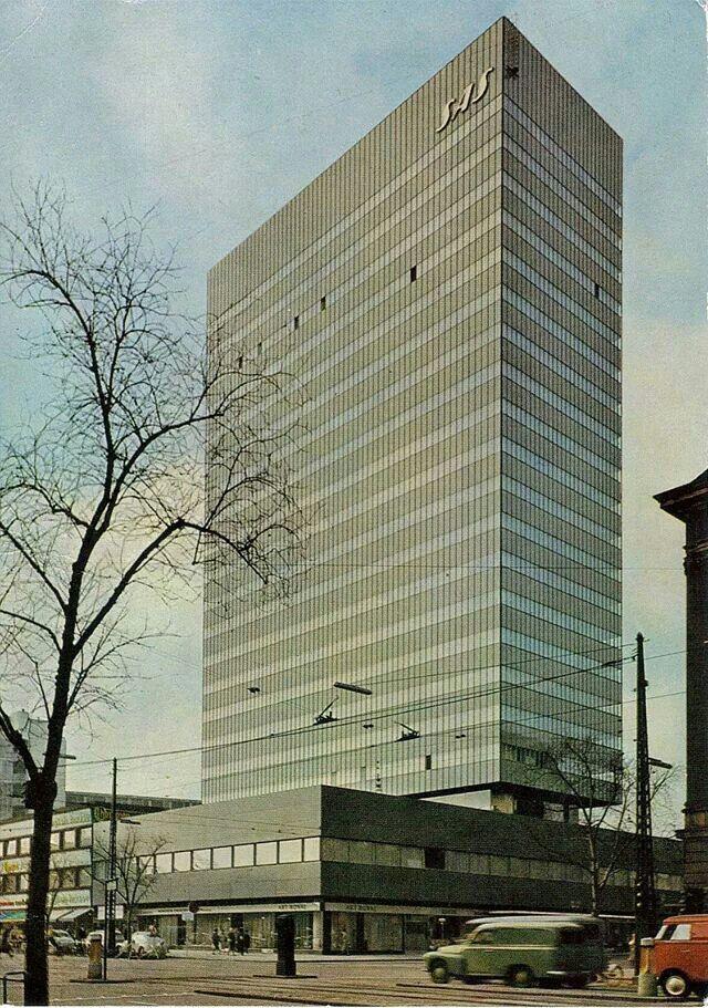 Hotel Royal, 1960, Copenhagen | Arne Jacobsen