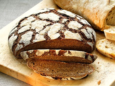 Rågbröd på surdeg | Recept från Köket.se