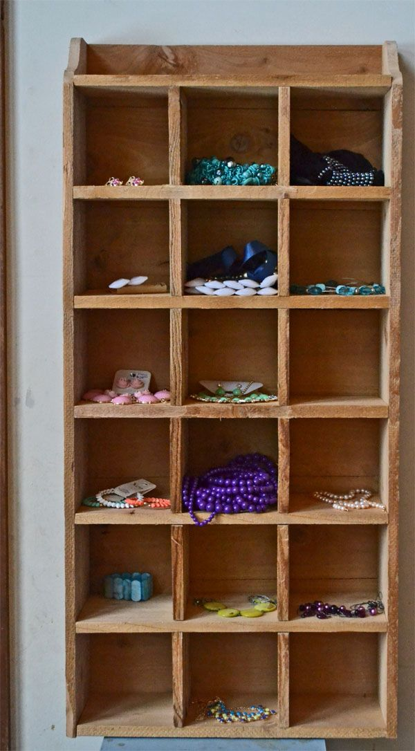 Ana White   Build a $10 Cedar Cubby Shelf   Free and Easy DIY Project and Furniture Plans