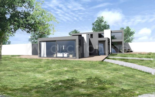 32 best Archi images on Pinterest Arquitetura, Residential - qu est ce qu une maison bioclimatique