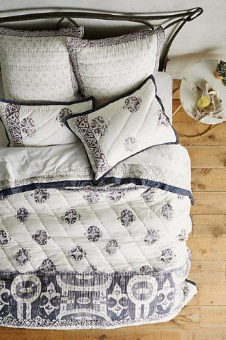 Shop the best bedding finds from Anthropologie on Keep!