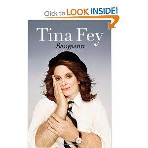 Bossypants  Tina FeyBook Club, Tinafey, Worth Reading, Funny Book, Bossypants, Book Worth, Reading Lists, So Funny, Tina Fey