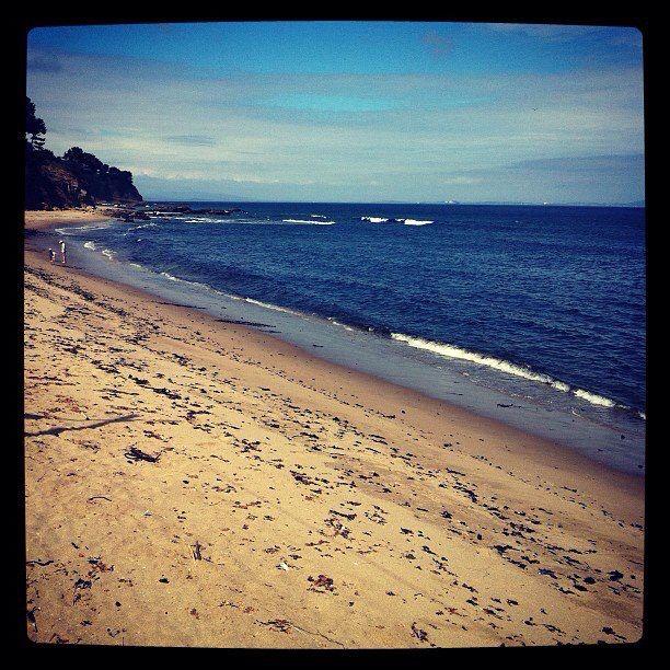 Playa El Morro - Tomé