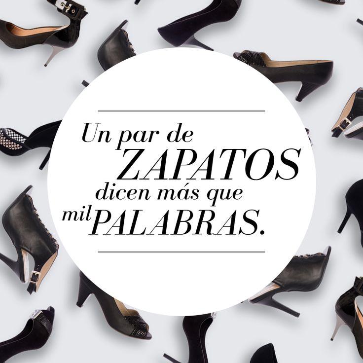 El mejor amigo de una mujer. ¡ZAPATOS! #fashionquotes #moda #frases