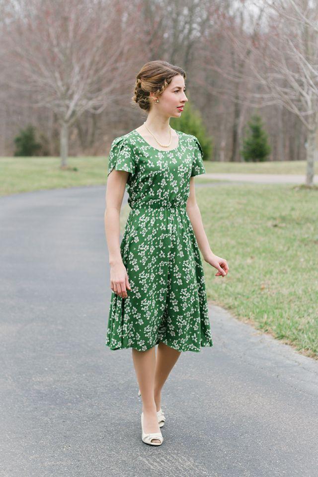 25+ Best Ideas About 1930s Women's Fashion On Pinterest