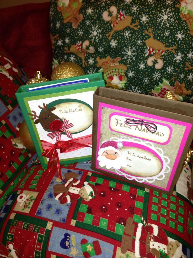 Scrapbooking Navidad