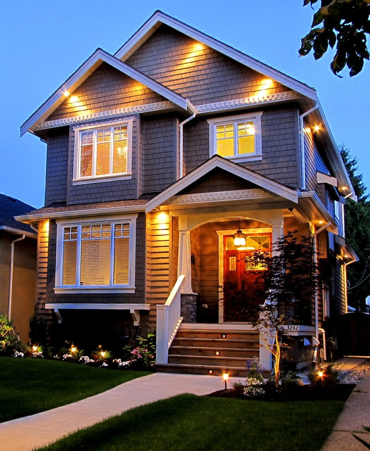 Home Exterior Lighting Ideas: 10 Best Soffit Lights Images On Pinterest