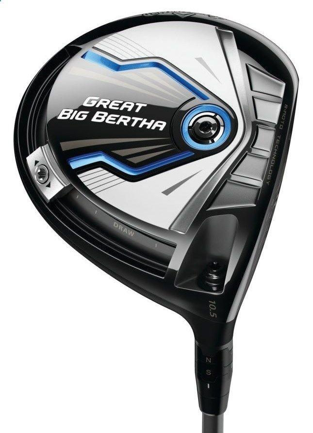 Callaway Womens Great Big Bertha Golf Drivers