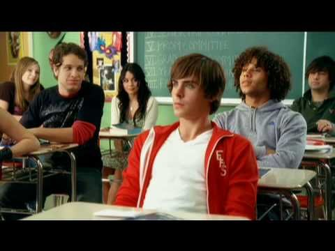 "HIGH SCHOOL MUSICAL 3 ""Blooper Reel""!    ""Guys!  GUYS!!!  We forgot our pants."""