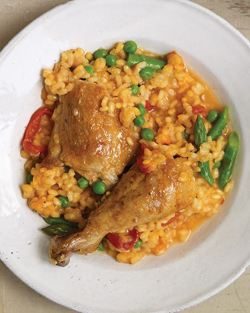 Authentic Cuban Arroz con Pollo - Chicken & Rice