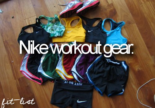 I wantttt!: Running Gears, Nike Shorts, Nike Workout, Sports Bras, Workout Clothing, Workout Gears, Work Outs, Workout Outfits, Weights Loss
