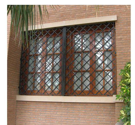 Protectores para ventanas para evitar caida de macetas - Evitar condensacion ventanas ...