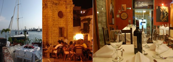 Cartagena de Indias has several restaurants specializing in French, Arabic, Peruvian, Italian and other food. Among the local dishes are egg patties, fritters, mote of cheese, coconut rice, meat or fish stews, etc.