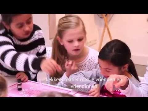 Zelf parfum maken voor meiden - Kinderfeestje-Idee