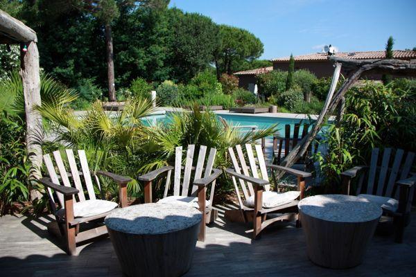 What a beautiful hotel in Saint Tropez: Villa Andrea St. Tropez