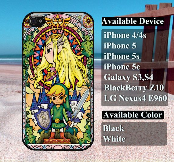 Zelda case  iPhone 4/4s iPhone5 iPhone5s iPhone5c by vallenshop, $13.50