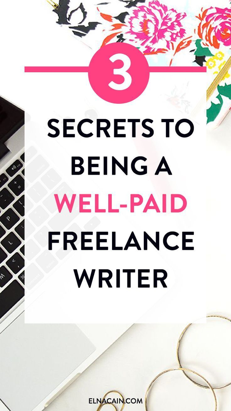 The 3 Secrets to Being a Well-Paid Freelance Writer – Need to find a consistent freelance writing job? Successful freelancers know the secrets to being well-paid. If you're a freelance writer looking for work, here are the three secrets to getting paid to write.
