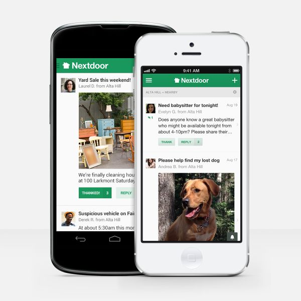 NextDoor, The Facebook For Your Neighborhood, Lands $60M From John Doerr, Tiger Global And More To Go International | TechCrunch