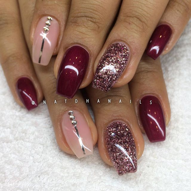 Best 25 solid color nails ideas on pinterest nails inspiration must try fall nail designs and ideas 2017 prinsesfo Image collections