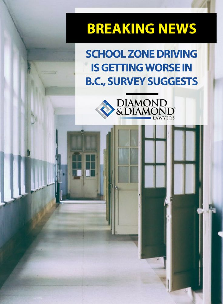 About 72 children are injured by cars in Schoo lZones in B.C. each year. A recent study found incidents of hostile and aggressive behavior from drivers rose almost 30% from 2016 to 2017.