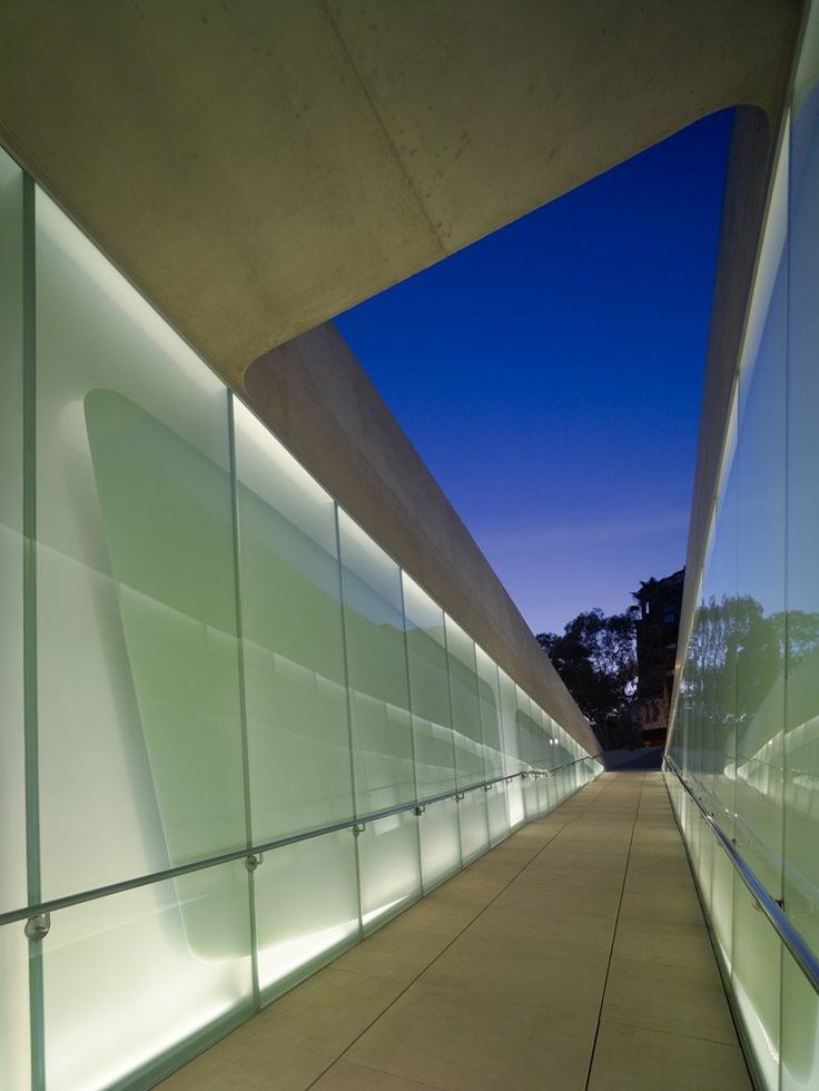 Image 4 Of 46 From Gallery Of Los Angeles Museum Of The Holocaust /  Belzberg Architects. Photograph By Benny Chan