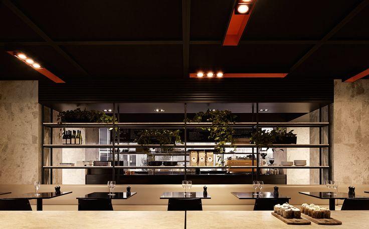 Maple+Clove interiors by Sydney based architecture studio Redgen Mathieson.