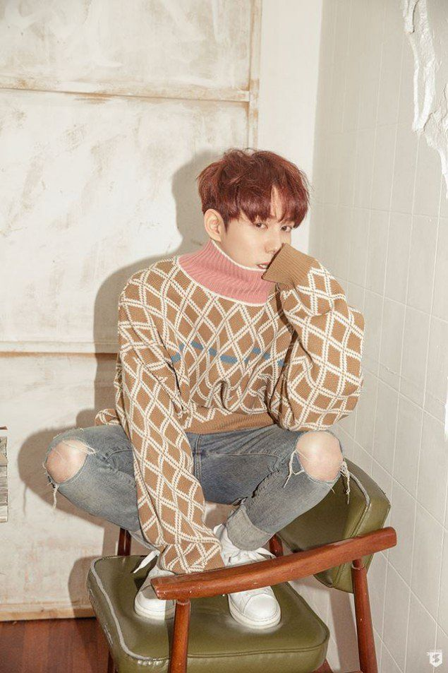 Block B's Park Kyung is total boyfriend material in teaser images for his 'Notebook'   allkpop.com