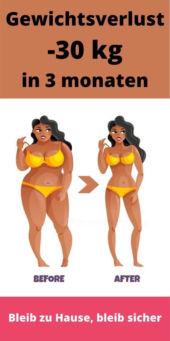 Falsches Abnehmen 30 Kilo Übergewicht