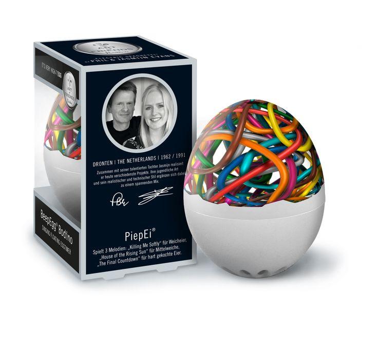 #Minutnik do gotowania jajek - #BeepEgg Bodino by Evans - #Decosalon #design #dizajn #eggs #egg #easter #wielkanoc #brainstream