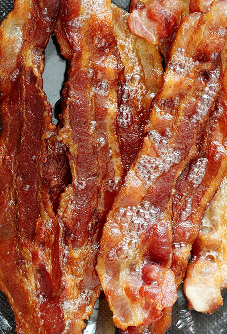 Here's How To Make Extra Crispy Bacon Follow These Tips For Cooking Bacon  In A
