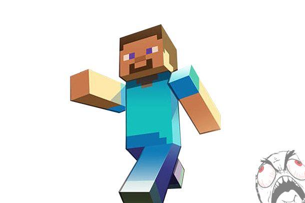 Minecraft Steve Render By Cornerscout On Deviantart