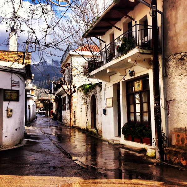 A Visit to Avdou - Crete, Greece