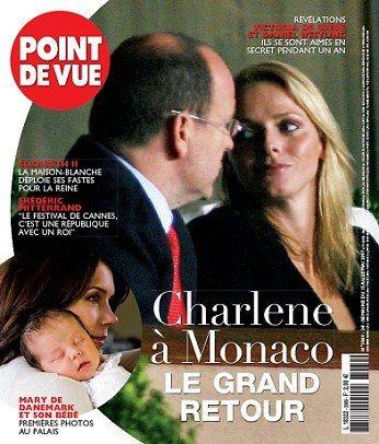 Charlene de monaco (couvertures de magazine) - Photo 64 : Album photo - m.teemix.aufeminin.com : Album photo - m.teemix.aufeminin.com -