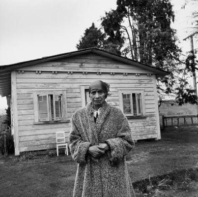 Te Uira Aratima, Tuhoe - 1970,marti friedlander