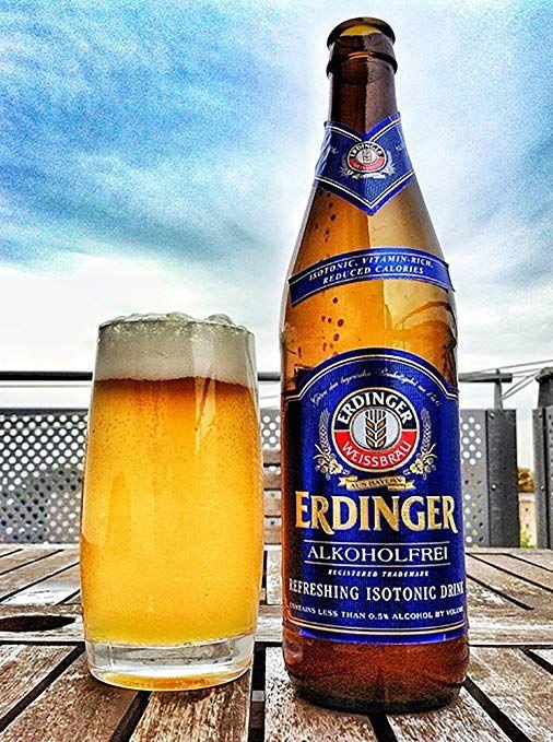 Amazon com : Erdinger Non-Alcoholic Malt Beer, The