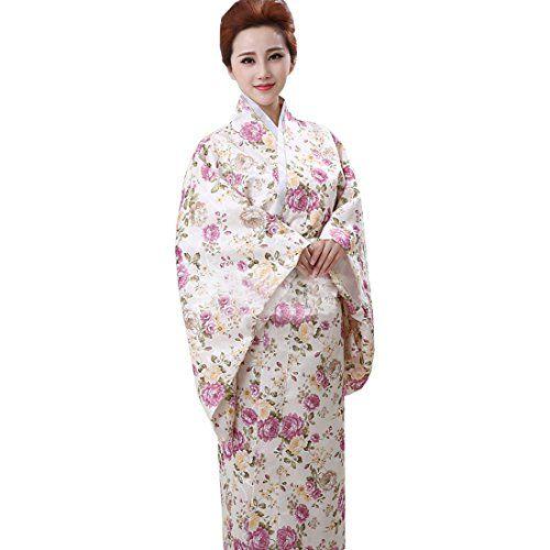 Partiss Damen Geisha Blumen Cosplay Kimono Morgenmantel Kostuem Lolita Kleid aus Satin Partiss http://www.amazon.de/dp/B00YBPYB6Y/ref=cm_sw_r_pi_dp_4ZcAvb1D30PQQ