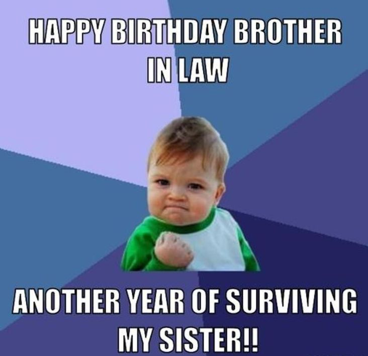 Birthday Funny Wishes For Brother In Law Success Kid Nurse Humor Funny Quotes