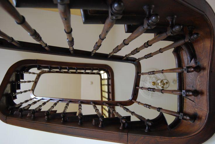 Staircase - Hotel Edward1er - Monpazier - Dordogne
