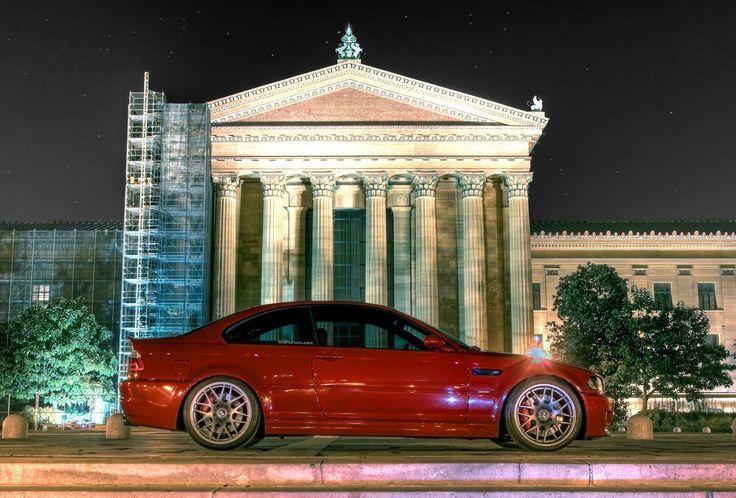 Photoshoot: BMW M3 E46