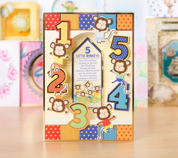 543 best Hunkydory Crafts images – Papercraft Birthday Card