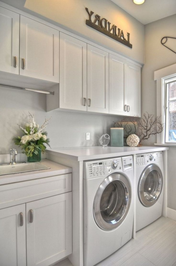 35 Handsome And Functional Laundry Room Design Ideas To Try