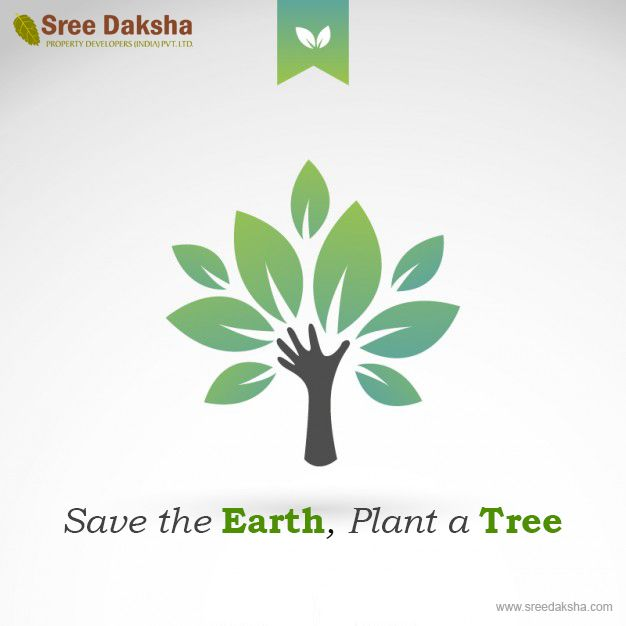 Save the EARTH; Plant a TREE