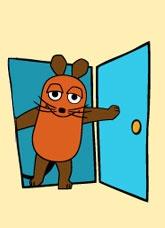 Wer kennt & liebt sie nicht? Auf der Seite der Sendung mit der Maus kann man nicht nur lachen sondern auch was lernen, so wie wir es gewohnt sind.    Bild: Willi; Rechte: WDR-Fernsehen 2012
