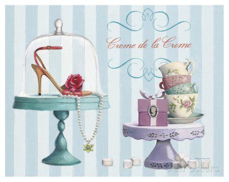 Crème de la Creme Confectionary Prints by Marco Fabiano at AllPosters.com